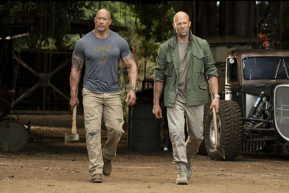 Hobbs & Shaw, Fast & Furious, box office, Avengers: Endgame, Taran Adrash, Spider Man: Far From Home, The Lion King, The Fast and the Furious franchise, Dwayne Johnson, Jason Statham