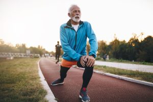 Why it's never too late to start working out