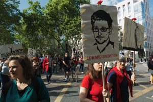 Snowden's memoir to be published on United States' Constitution Day