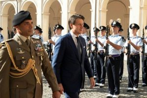 Italian president gives Giuseppe Conte mandate to form new government