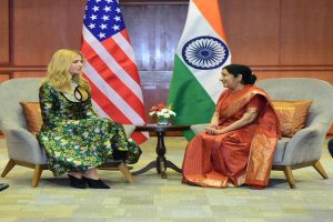 Sushma Swaraj was a champion for women: Ivanka Trump