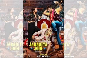 Jabariya Jodi review: Parineeti Chopra, Sidharth Malhotra bear weight of a bland masala entertainer