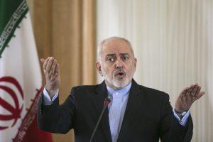 Iran FM Javad Zarif slams US over arms sales to Gulf