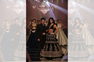Katrina Kaif opens Lakme Fashion Week in Manish Malhotra collection