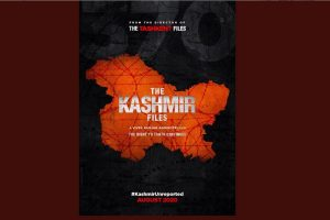 Vivek Agnihotri's next film after The Tashkent Files named The Kashmir Files