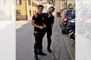'Shahid Kapoor's idea to choose bikes over cars,' says Ishaan Khatter on his recent vacay trip