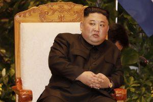 N Korean leader Kim supervised test-firing of 'new weapon'