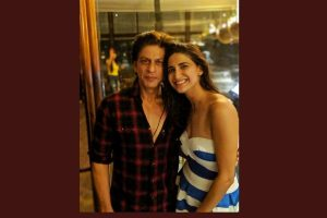 Aahana Kumra shares a special note for Shah Rukh Khan
