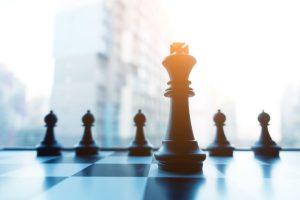 Qualities of leaders who reach pinnacle of success
