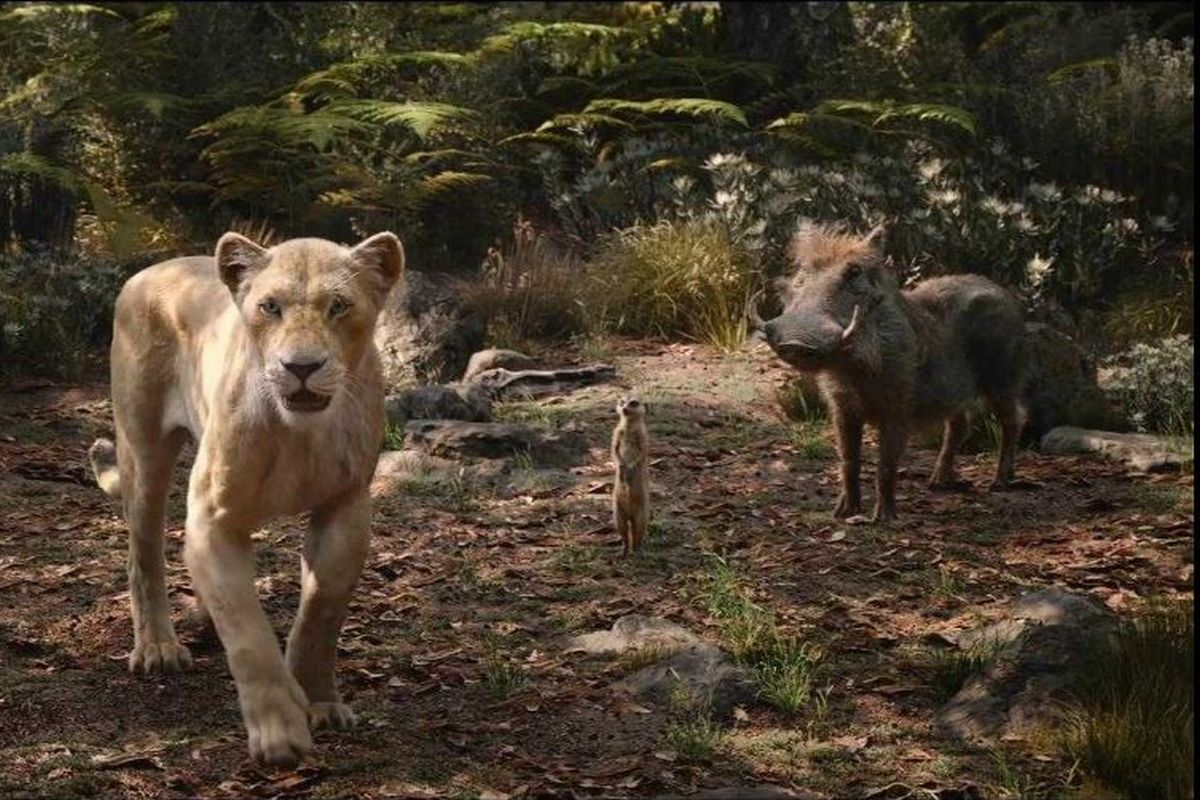 The Lion King, box office, Taran Adarsh, Avengers: Endgame, The Jungle Book, Jon Favreau