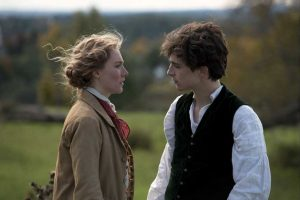 Saorise Ronan and Timothée Chalamet a 'great pair', says Greta Gerwig on second directorial Little Women