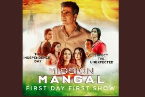 Mission Mangal crosses 100 cr mark in 5 days