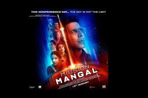 Mission Mangal inches towards 100 cr on Monday