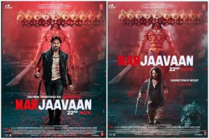 First look posters of Marjaavaan out!