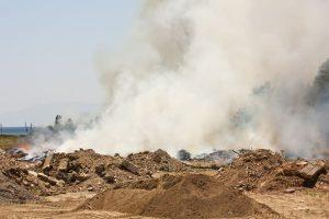 Huge explosion hits ammunition depot near military air base in Iraq's Salahudin