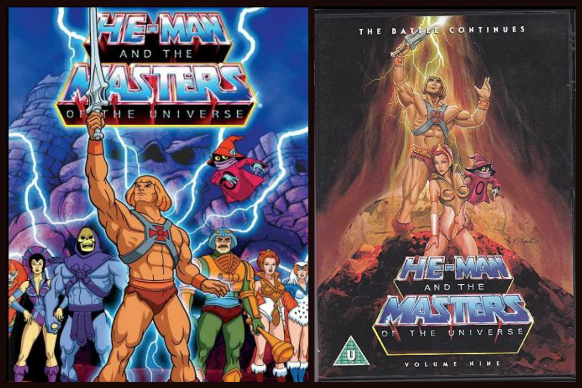 He-Man, Netflix, Kevin Smith, Mattel TV, Masters of the Universe: Revelation, Supergirl, Reign of the Supermen,Magic the Gathering, Alphas, Castlevania, Devilman Crybaby, Aggretsuko,Ultraman