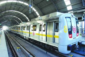 Glitch in Delhi Metro's Yellow Line affects services