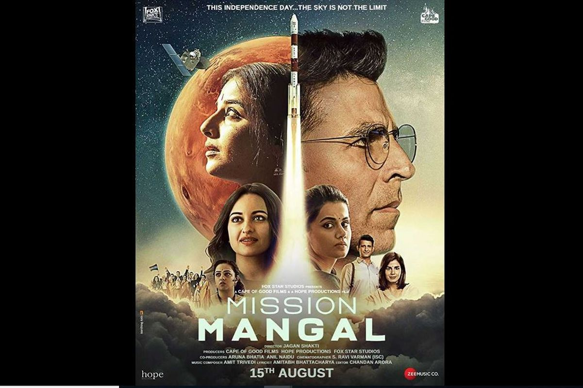 Mission Mangal, box office, Taran Adarsh, Akshay Kumar, Vidya Balan, Batla House