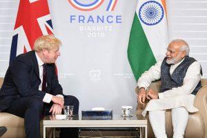 Boris Johnson cancels India visit