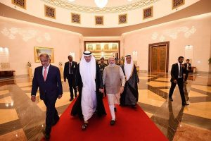 PM Modi in UAE on second leg of 3-nation tour, to hold bilateral talks with Abu Dhabi Crown Prince