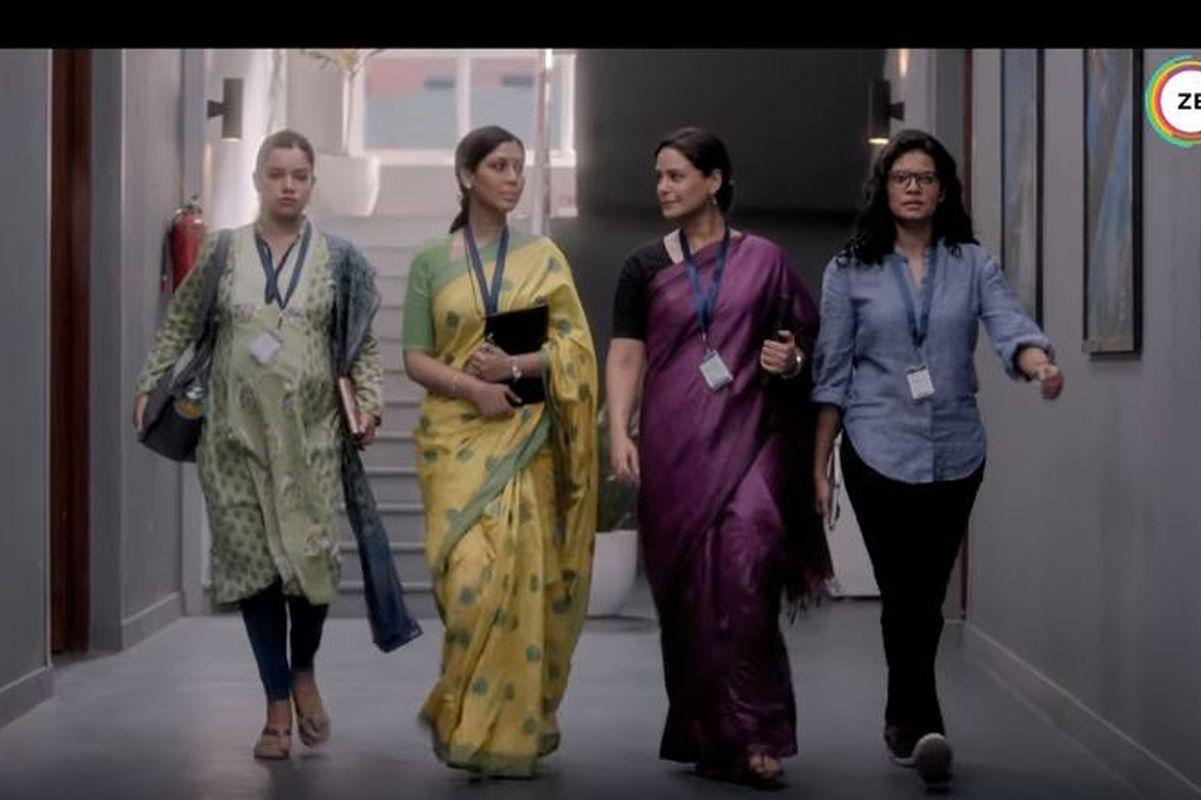 M.O.M   Mission Over Mars   Official Trailer   Mona   Sakshi   Nidhi   Palomi   ALTBalaji