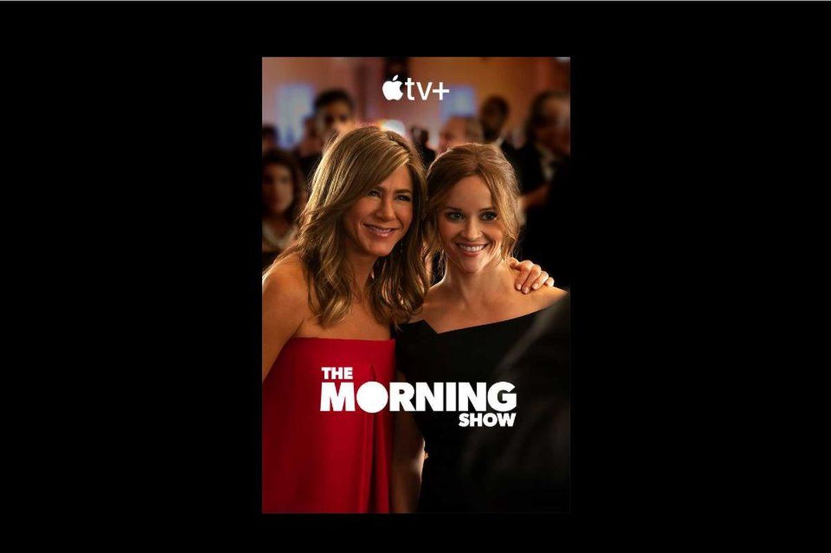 The Morning Show, Apple TV+, Reese Witherspoon,Jennifer Aniston, Steve Carell, Newsroom, HBO, Billy Crudup, Mark Duplass, Gugu Mbatha-Raw, Karen Pittman, Bel Powley,Janina Gavankar