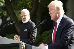 Trump to hear Modi's plans to ease regional tensions, uphold human rights in Kashmir: US official