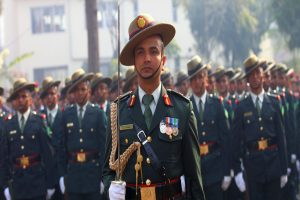 Overweight Nepal Army officers lose benefits