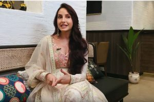 'My display is about dance and not my body parts', says O Saki Saki dancer Nora Fatehi
