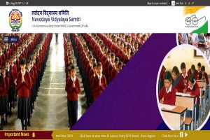 NVS recruitment: Online process for Teacher, Clerk, Assistant posts to end today, apply now at navodaya.gov.in