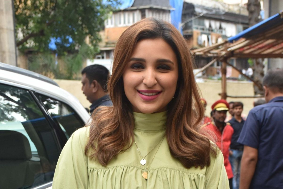 Parineeti Chopra, The Girl On The Train, Ribhu Dasgupta, Amitabh Bachchan, TE3N, Aditi Rao Hydari, Reliance Entertainment