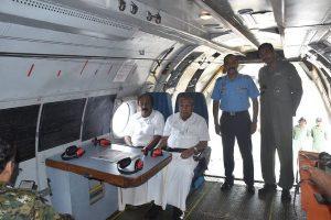 Kerala deluge: 88 dead, 40 missing; CM Pinarayi Vijayan visits flood-hit Wayanad, Malappuram
