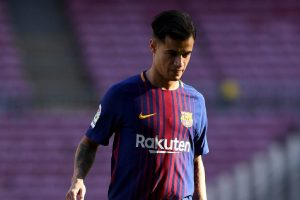 I want Coutinho to stay happy: Gerard Pique
