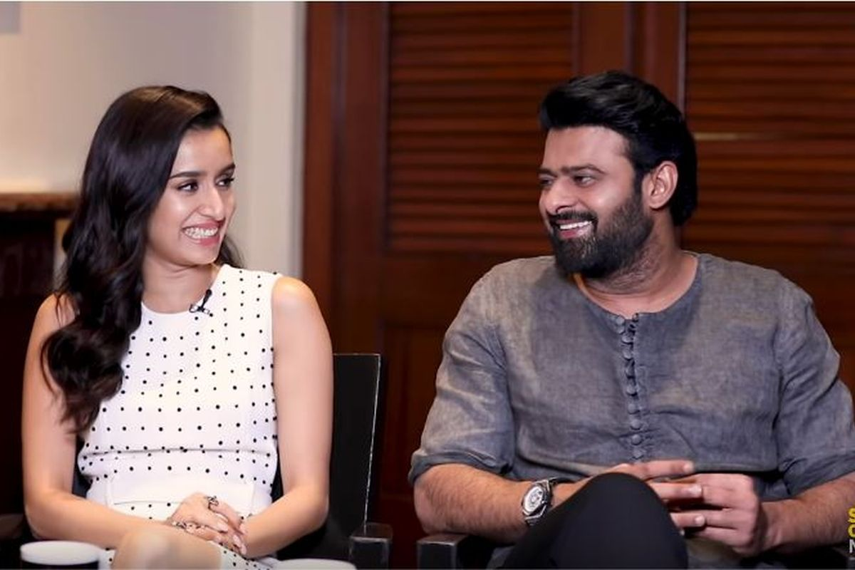 'Wake me up only if film is a hit,' says Prabhas ahead of Saaho's release