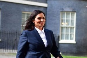 UK Home Secretary Priti Patel to discuss Channel migrants with France