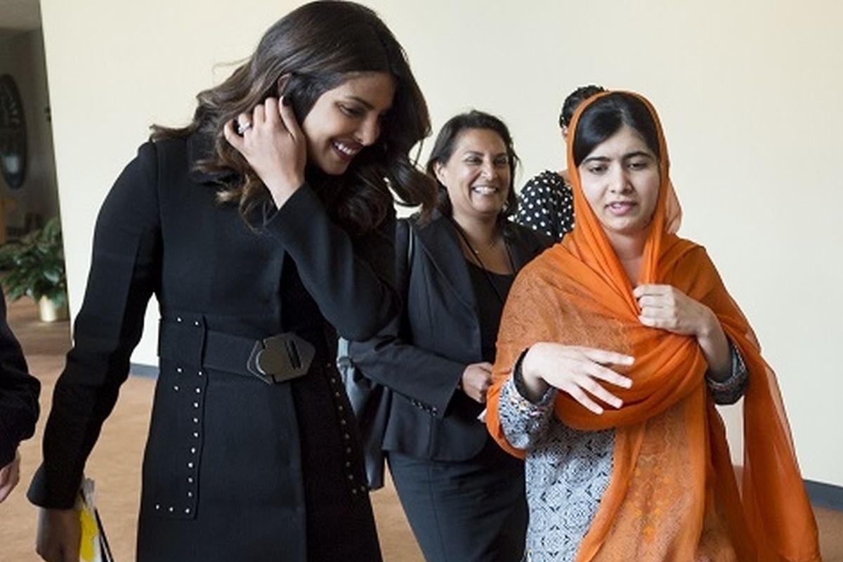 Priyanka Chopra, UN, Pakistan, Balakot airstrikes, Pulwama attack, Jaish-e-Mohammed, Ayushmann Khurrana, Kangana Ranaut, Anupriya Goenka, UNICEF, Shireen Mazari, Stephane Dujarric