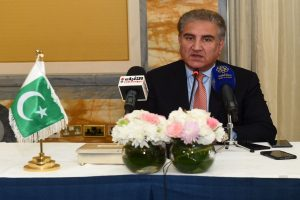 Pak FM Shah Mahmood Qureshi leaves for China, to discuss India's move on Article 370