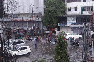 Torrential rains claim 6 lives in Vadodara; normal life hit after record downpour, schools shut