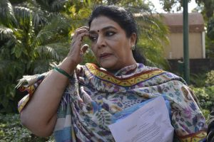 Telangana court issues warrant against Renuka Chowdhury