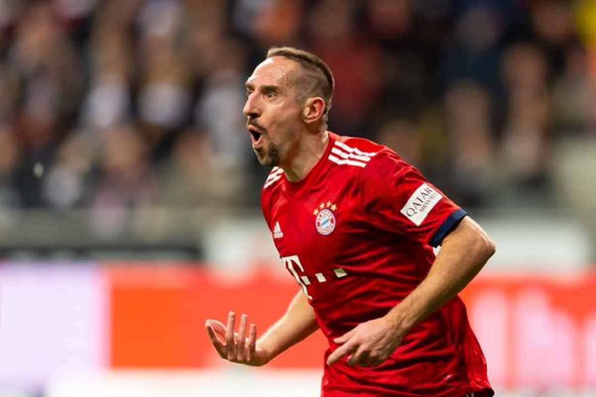 Premier League, Bayern Munich, Franck Ribery, Everton