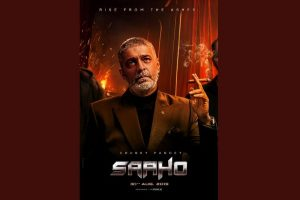 Chunky Panday as 'devil himself' in newly released Saaho character poster