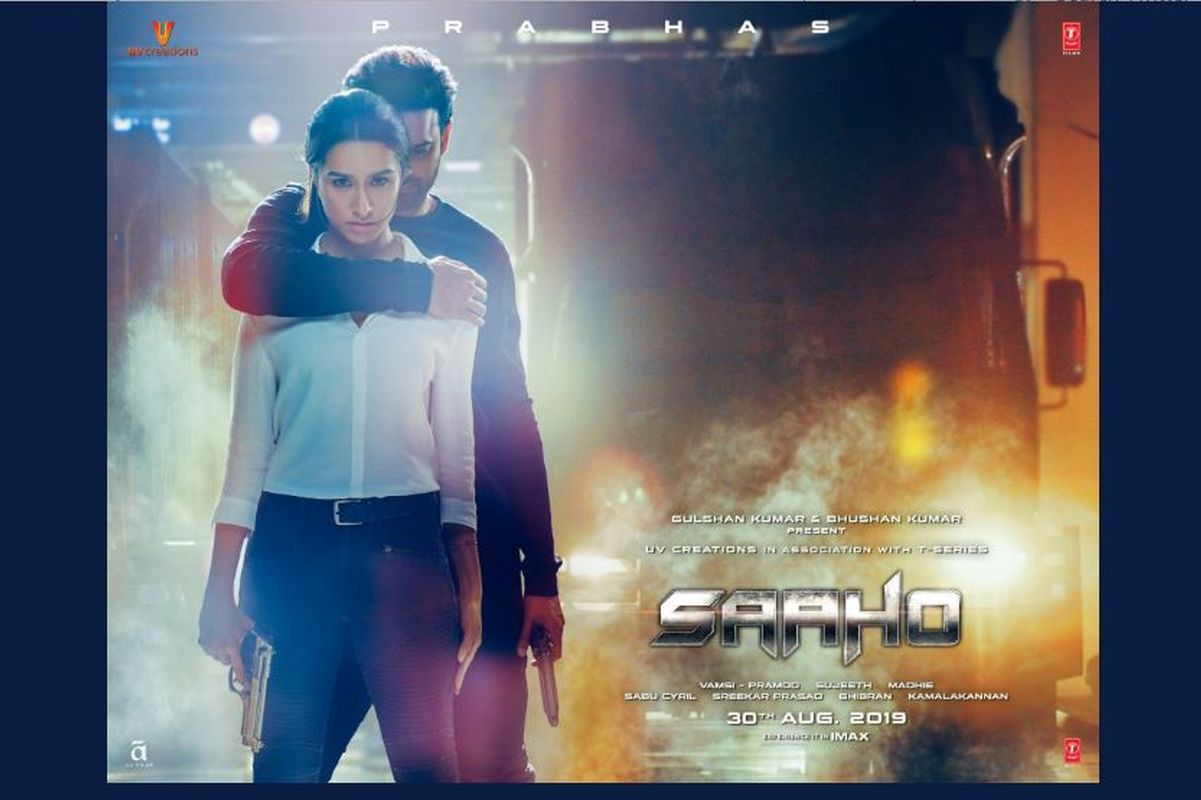 GoT technicians worked on Saaho, shares Prabhas as new posters are unveiled