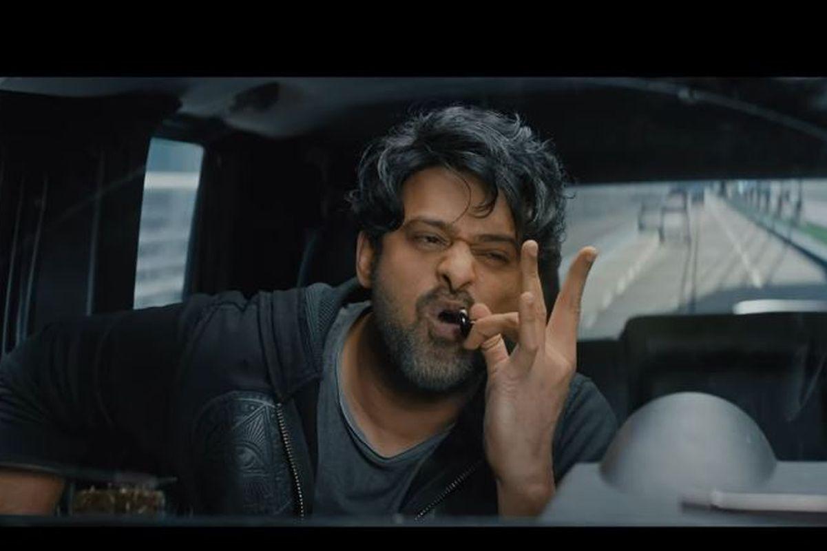 Saaho trailer, Saaho, Prabhas, Shraddha Kapoor, Sujeeth, Mahesh Manjrekar, Mandira Bedi, Neil Nitin Mukesh, Chunky Panday, Jackie Shroff,
