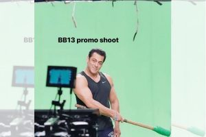 Salman Khan begins promo shoot of Bigg Boss; contestants list out