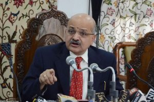 Not a single life lost despite efforts by Pak to destabilise Valley: J-K Chief Secretary