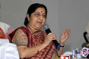 Former External Affairs Minister Sushma Swaraj dies of heart attack at 67