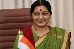World pays tribute to India's former foreign minister Sushma Swaraj