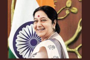 Celebs offer condolences to Sushma Swaraj on Twitter
