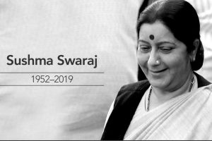 Sushma Swaraj changed the face of Indian film industry forever