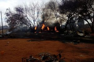 97 killed in fuel tanker explosion in Tanzania, many hurt